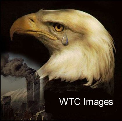 World Trade Center images.